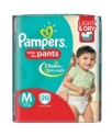 Pampers Active Size M Baby Pants, 20N
