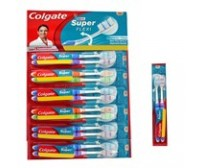 Colgate Super Flexi Twin Pack Toothbrush, 6N
