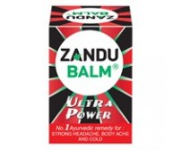 Zandu Ultra Power Balm, 8 ml