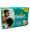 Pampers Medium Diapers, 66N