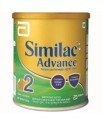 Similac Baby Milk Advance 2, 400 g