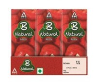 B Natural Litchi Juice, 6N (200 ml Each)