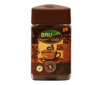 Bru Gold Coffee Jar,100 g