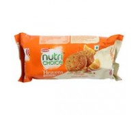 Britania Nutrichoice Heavens Orange Biscuit, 75 g