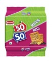 Britannia 50 50 Mathri Salted Biscuits, 120 g