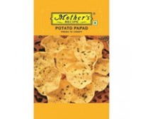 Mothers Recipe Potato Papad, 75 g