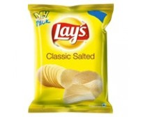 Lays Salted Chips, 15N(Rs. 5 Each)