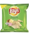 Lays Cream and Onion Chips, 15N(Rs. 5 Each)