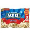 ACT II Natural Microwave Popcorn, 99 g (3 Pack)