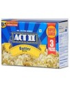 ACT II Butter Microwave Popcorn, 3N (Rs. 65 Each)
