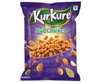 Kurkure Nut Cracker Namkeen,  155 g