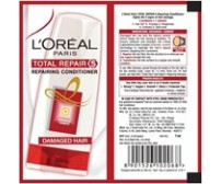 Loreal Paris Total Repair Shampoo Sachet, 16N (8 ml Each)