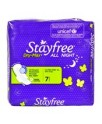 Stayfree Dry Max All Night Sanitary Napkin , 7N