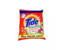 Tide Jasmine and Rose Detergent Powder, 6 Kg
